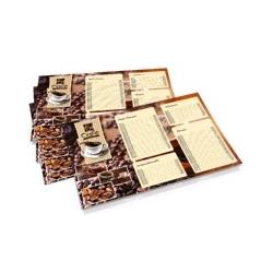 Folder Couchê 120g Sem Verniz 21x29,7 - 4x0 - 1000 UNID